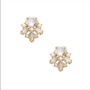 NWT Kate Spade Chantilly Statement Earrings